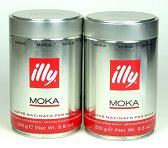 Illy Moka kávé 250g