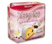 Balocco csokoládékrémes, tejszínes  torta 400g