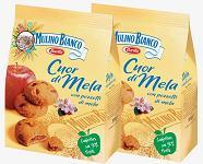 Mulino Bianco Cuor di mela almás sütemény