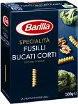 Barilla Fusilli Bucati Corti tészta 500g