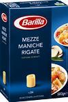 Barilla Mezze Maniche Rigate tészta 500g