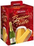 Balocco Buone Feste pandoro 750g pezsgővel