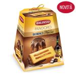 Balocco pandoro B. San Marzano likőrrel töltött kalács 800g