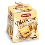 Balocco panettone maxiciok white 800g