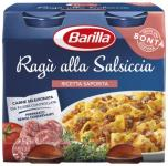 Barilla szósz Salsiccia kolbásszal 2x180g