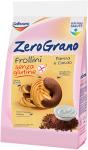 Galbusera gluténmentes keksz tejszínnel és kakaóval 300g