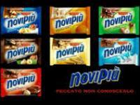 Novipiu csokoládé vegyes ízekben 60g