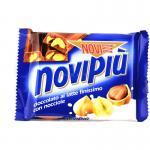 Novipiu tejcsokoládé mogyoróval 60g