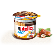 Nutella nd go Estathe teával