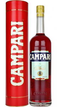 Campari 3l díszdobozban