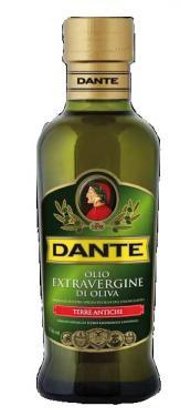 Dante extra szűz olivaolaj 250ml