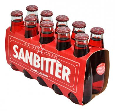 Sanbitter  alkoholmentes 10x0,1l