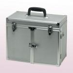 Comair Fodrász táska aluminium 3011172  elől nyílós