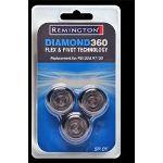 Remington SP-DF2 villanyborotva körkés csomag (