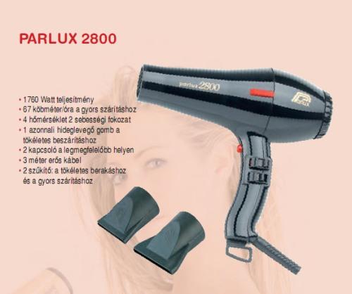 Parlux 2800 Hajszárító - HAJMÁNIA Fodrászcik Web áruház - addel.hu ... 37f8d38cbc
