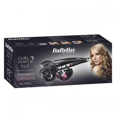 BaByliss Curl Secret 2 - Ionic automata hajgöndörítő cserélhető fejjel 509c178dcc