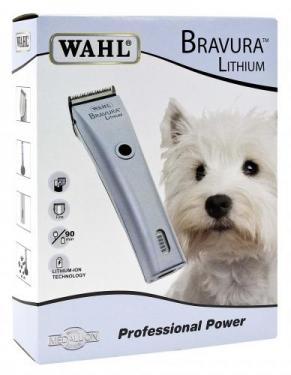 Wahl Bravura lithium pro kutya és állatszörnyíró.