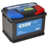 Exide Excell EB542 12V/54Ah/520A autóakkumulátor