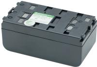 Sony NP-98 NiMH 6V 4200mAh helyettesítő akku
