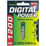 DigitalPower AAA 1200mAh akku