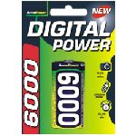 DigitalPower C 6000mAh akku