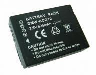 Panasonic DMW-BCG10 helyettesítő akku