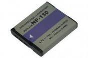 Casio NP-130 1600mAh helyettesítő akku