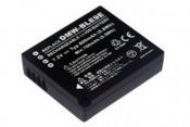 Panasonic DMW-BLE9 helyettesítő akku
