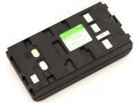 Sony NP-66 NiMH 6V 2100mAh helyettesítő akku