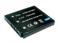Kodak Klic-7001 helyettesítő akku