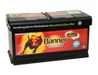 Banner Running Bull 12V 92Ah EFB Start-stop rendszerű autóakku