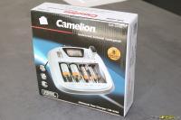 Camelion CM-3298 univerzális töltő-tesztelő