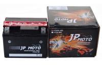 JP Moto 12V 3Ah YTX4L-BS motorakku