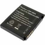 LG IP-580A 1000mAh helyettesítő akku