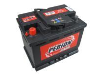 Perion 12V 56Ah 480A, bal pozitívos autóakku