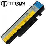 TitanBasic Lenovo IdeaPad Y460 / Y560 4400mAh helyettesítő akku