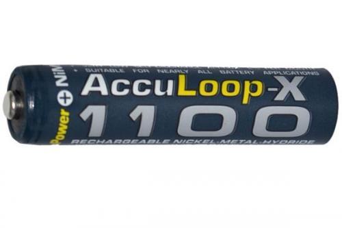 AccuLoop AAA 1100mAh NiMh akku