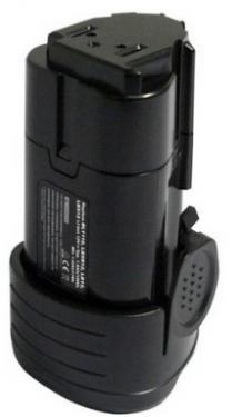 Black & Decker BL1310 12V 2Ah helyettesítő akku
