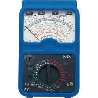 Multiméter analóg 0-1500 V DC/AC, 0-10 A AC/DC