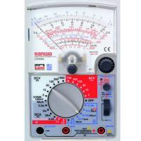 Multiméter analóg 120mV-1000 V DC, 3-750 V AC  SANWA CX506a