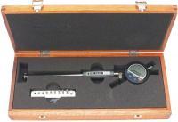 Digitális furatmérő, 150 mm-es mérési mélységgel.