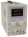 Digitális tápegység 0-30V/0 -3 A DC