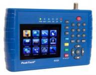 DVB-S/S2 méter