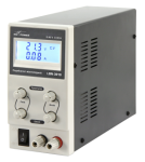 Labortápegység 0-30 V 0-10 A 2 db LCD-es kijelző LBN 3010