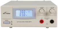 Labortápegység 0-30 V, 0-20 A