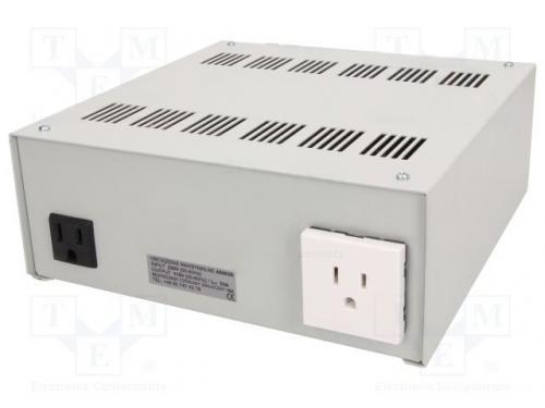 Feszültség konverter 230 V->110 V 2500 W