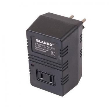 Feszültség konverter 230 V->110 V 45 W krakati db, doboz nélkül, új BLANKO