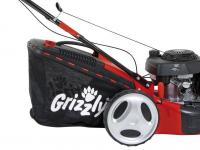 Grizzly benzinmotoros fűnyíró önjáró  BRM 46-160 HA