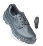 AVENTURINE (S3) fekete vízlepergető színbőr LEP30-as cipő
