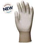 Antisztatikus ESD kesztyű, 6175-ös poliuretán ujjbeggyel